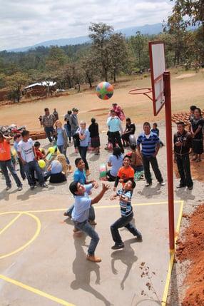 Basketball Durazno